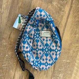 NWT Kavu Ropesicle Sling Pack Cooler Bag